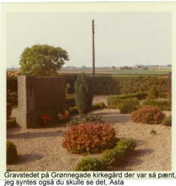 Grønnegade kirkegård