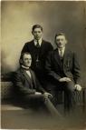 Juslius, Jakob og Peder (Far)