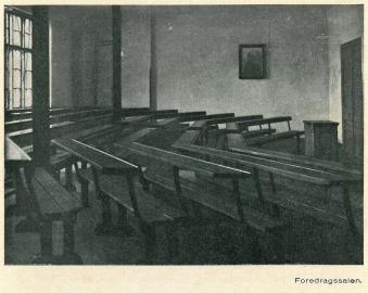Foredragssal Børkop