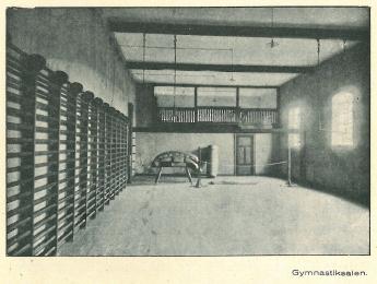 Gymnastiksalen Børkop (tom)