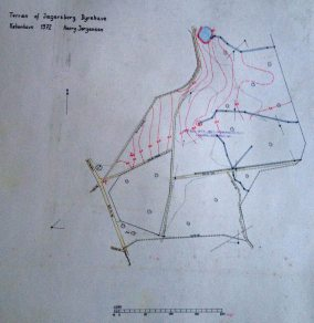 Henrys tegning Dyrehaven