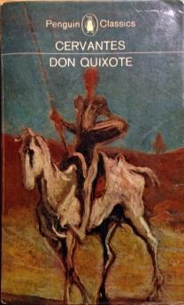 Don Quixote på Rosinante