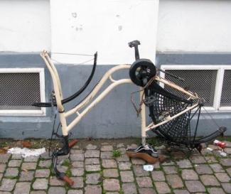 skraellet-cykel