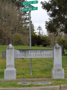 Bothell Pioner Cemetery