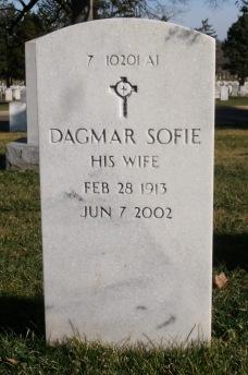 Dagmar Sofie - Arlington Cemetery