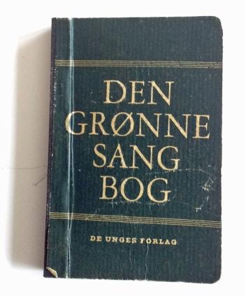 Spejdernes Grønne Sangbog