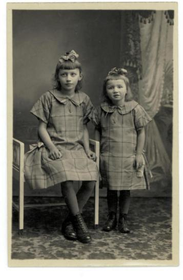 Nyrup Paula og Karen