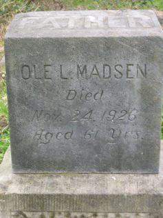 Ole Madsen - Ludvog Olaf