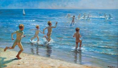 badende-drenge-kroeyer