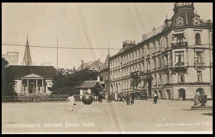 Hotel Ernst