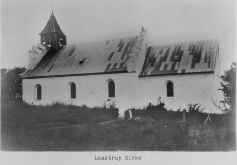 Laastrup kirke