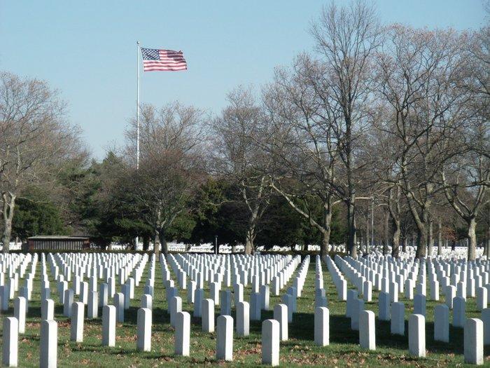Long Island cemetery
