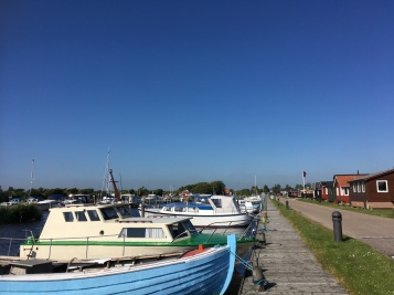 Lystbåde og små fiskekuttere
