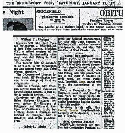 Svend Høg nekrolog
