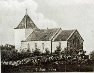 Gislum kirke 2