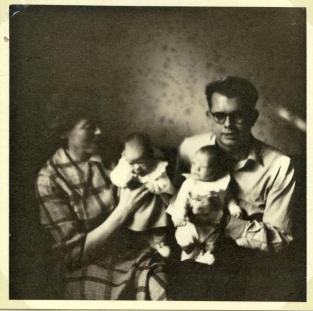 Tøjmestervej - Påske 1951