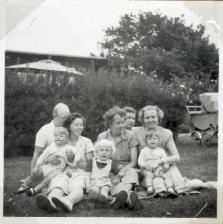 Familiebesøg fra Amager