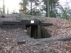 Indgang til hulen