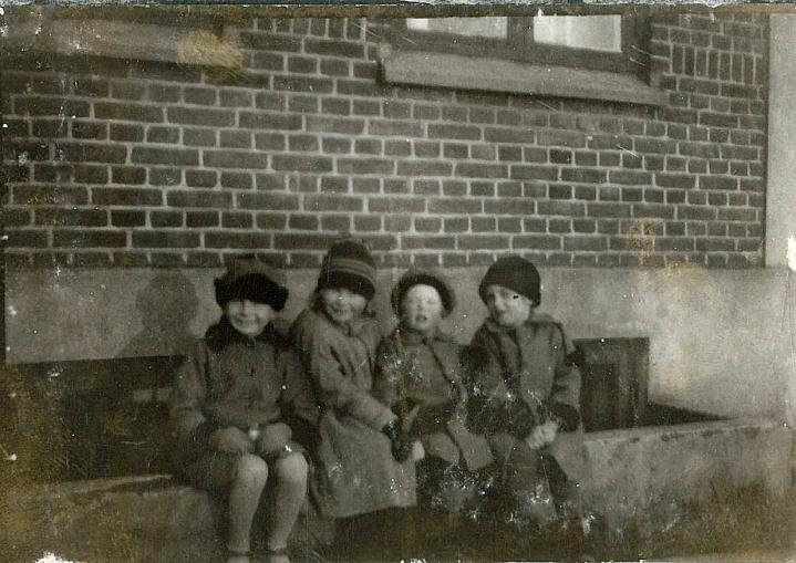 Jørgen Bille, Kirsten, Ruth og Eva