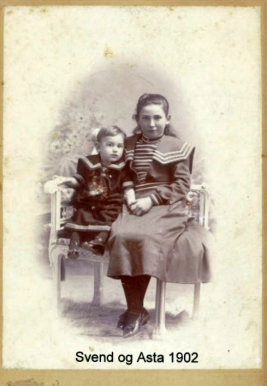 Asta og Svend