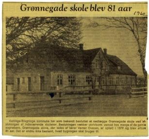 Grønnegade skole