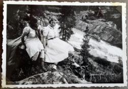 Ruth på tur til Norge 1939