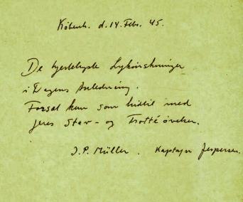 Telagram Muller Jespersen 2-1