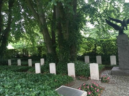 Assistens kirkegård, Odensen