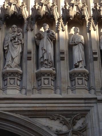 Bonhoeffer i midten