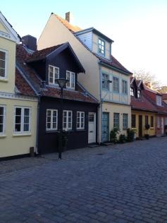 Gamle hyggelige huse