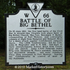 Battle og Big Bethel 2