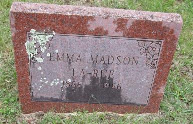 Emma Madson La Rue