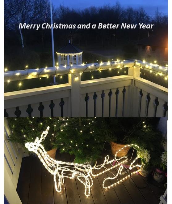 Merry Xmas Better NY 2020