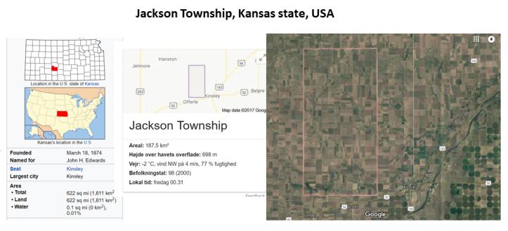Mikkel Mdsen farm Jackson Kansas