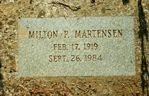 Milton Martensen