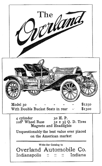 Overland_automobile_1909_ad