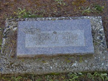 Verden Odin Wilde