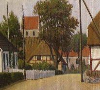 Stenstrup church