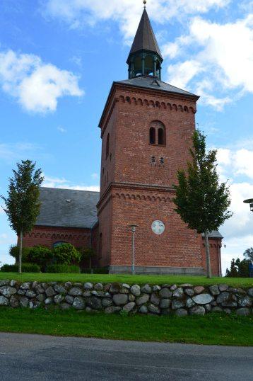 Bregninge church