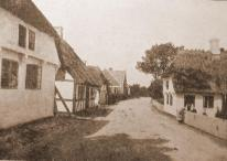 Street in Stenstrup