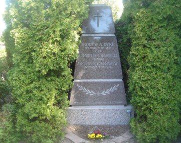 Rødby headstone navne
