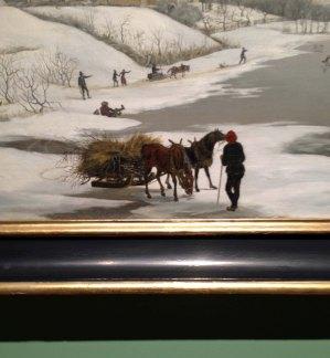 Brabrand vinterlandskab 1831