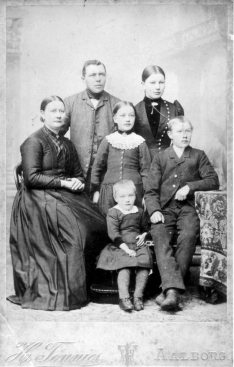 Hingstrupgård -- Rasmus Møller familie