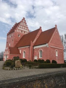 Aastrup kirke