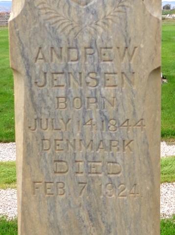 Andrew (Anders) Jensen