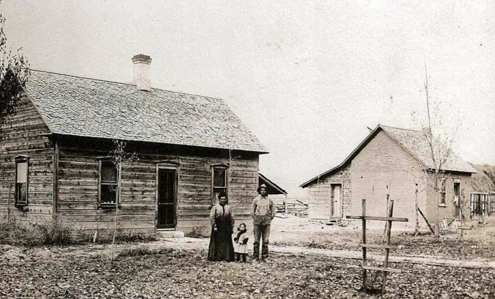 James Jensen farm