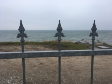 Lågen og udsigt over vandet