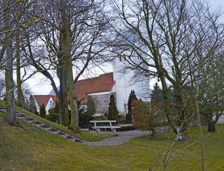 Nørre Tranders kirke 2-1