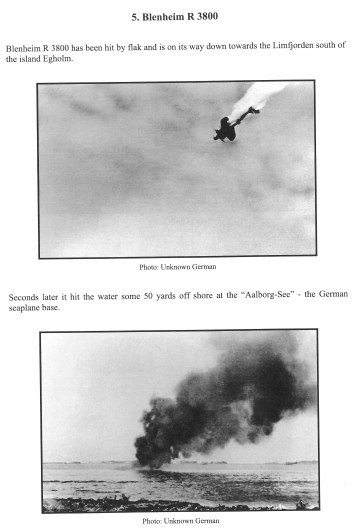 Billede fra luftslaget
