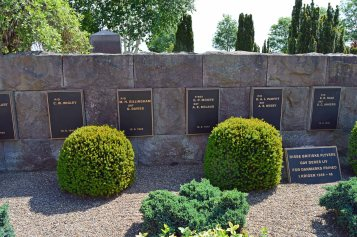 De gav deres liv for Danmarks frihed